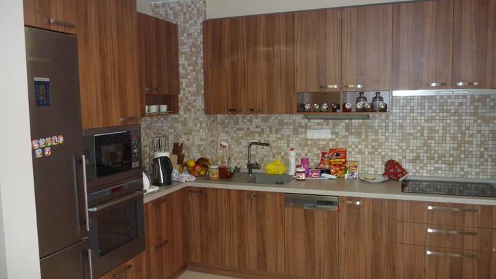 4 izbový byt v Dúbravke - Kuchyňa