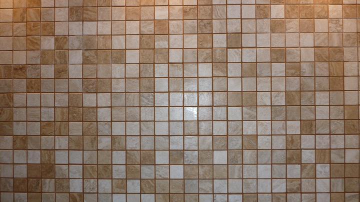 4 izbový byt v Dúbravke - Detail mozaiky v kuchyni