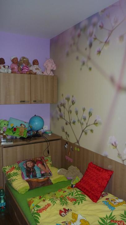 4 izbový byt v Dúbravke - Detská izba dievčenská