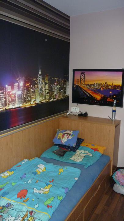 4 izbový byt v Dúbravke - Detská izba chlapčenská