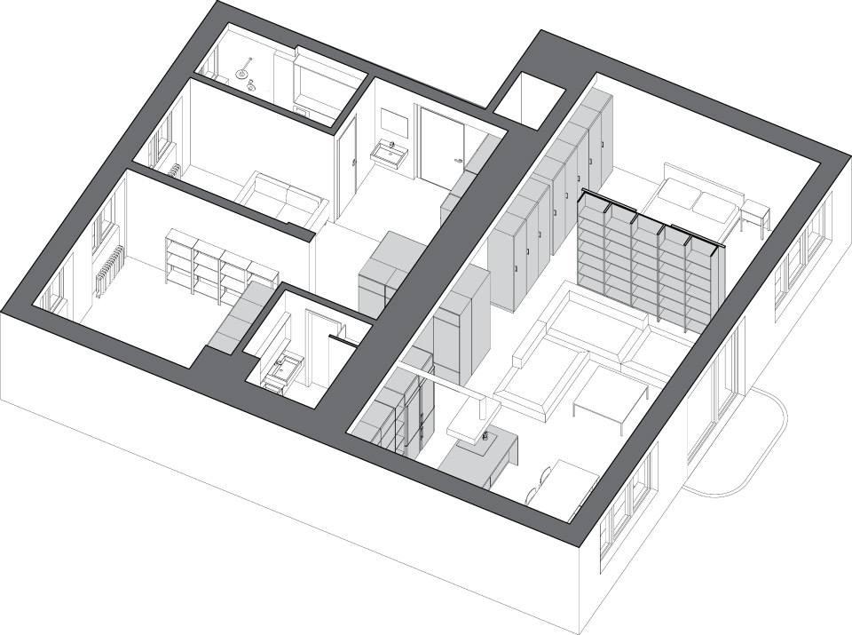Rekonštrukcia Bytu G - BA Staré mesto - Obrázok č. 25