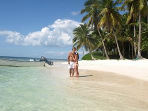 ...svatebni cesta Dominikanska Republika...