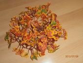 Kvet-ťahačka jeseň,