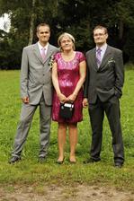 manžel se sourozenci