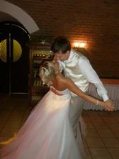 ve víru prvního tance :-)