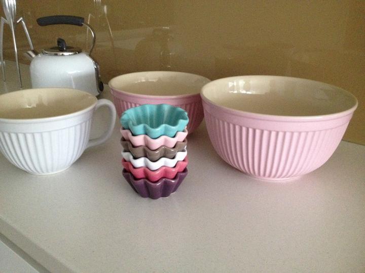 Co jsem zatím vybrala - Keramika Mynte :-)