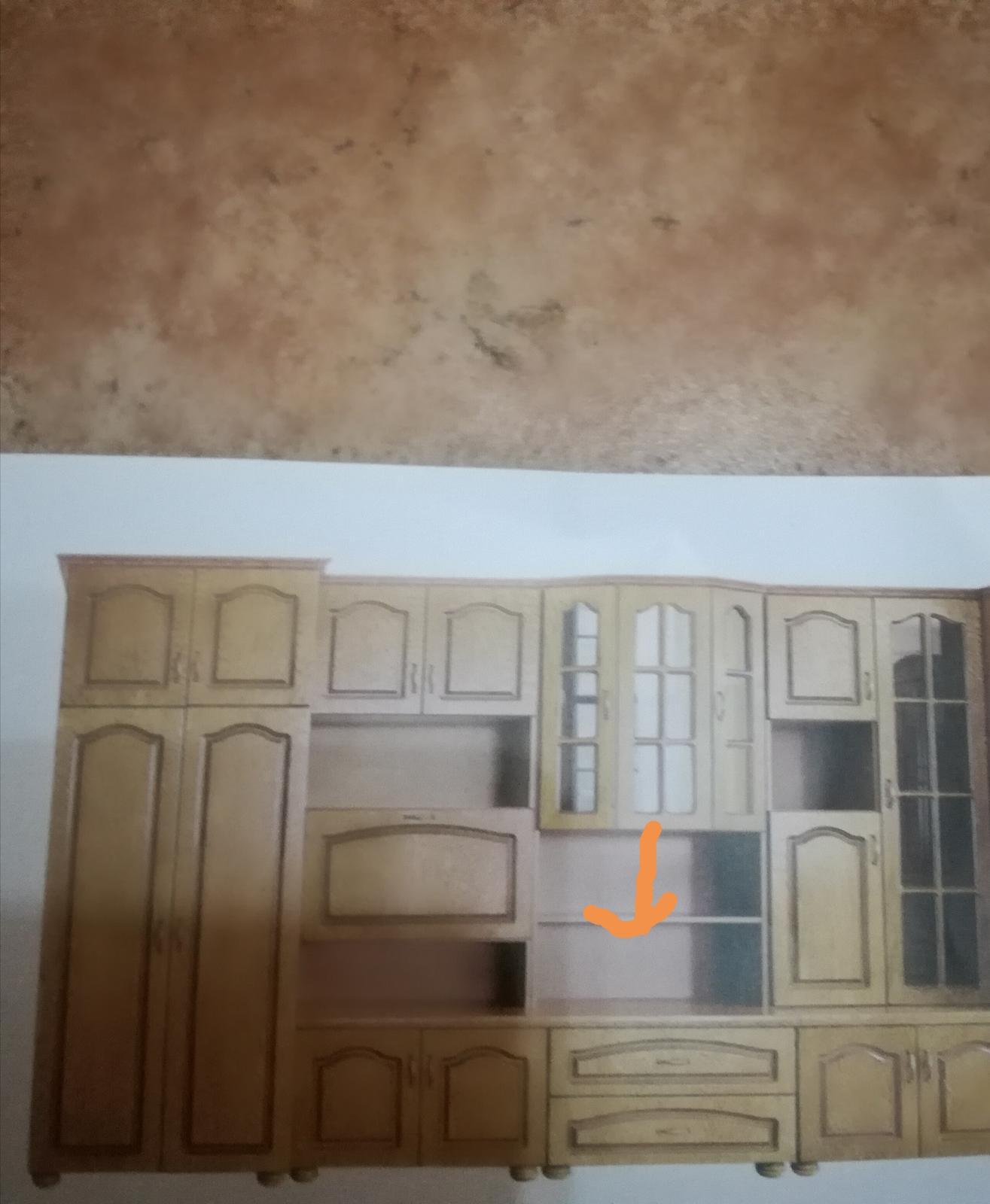 Obyvacia stena+stolik - Obrázok č. 2