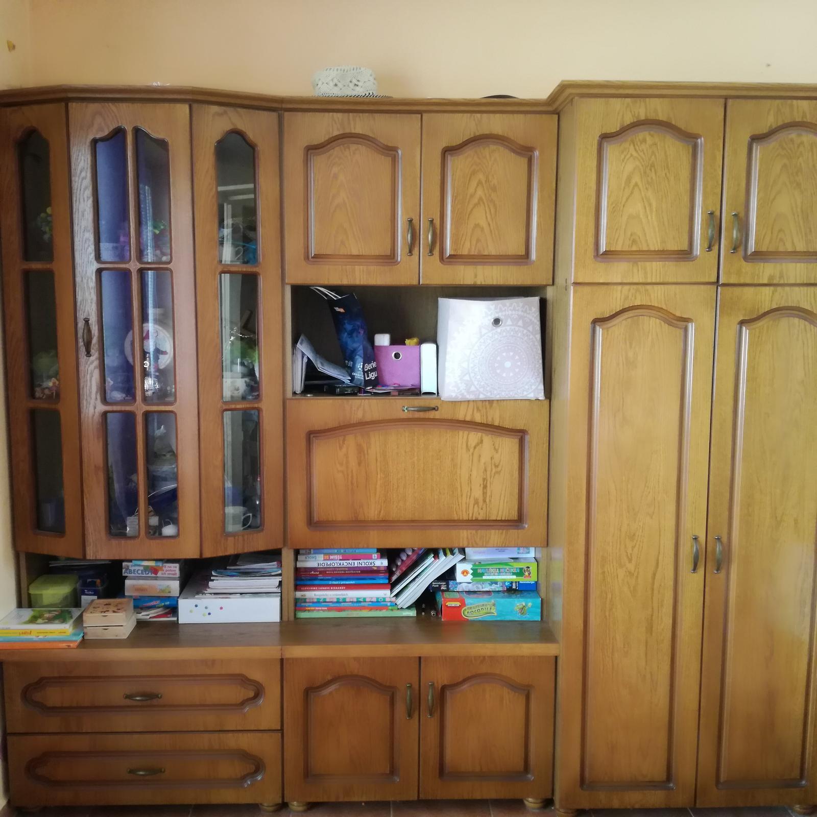 Obyvacia stena+stolik - Obrázok č. 1