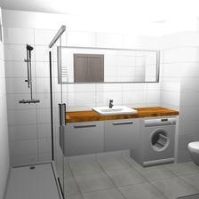 Kúpeľna - verzia 2.0