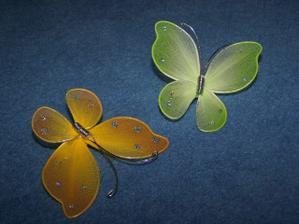 motýlci budouj prostě všude:)