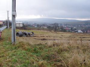 pozemok, oktober 2010