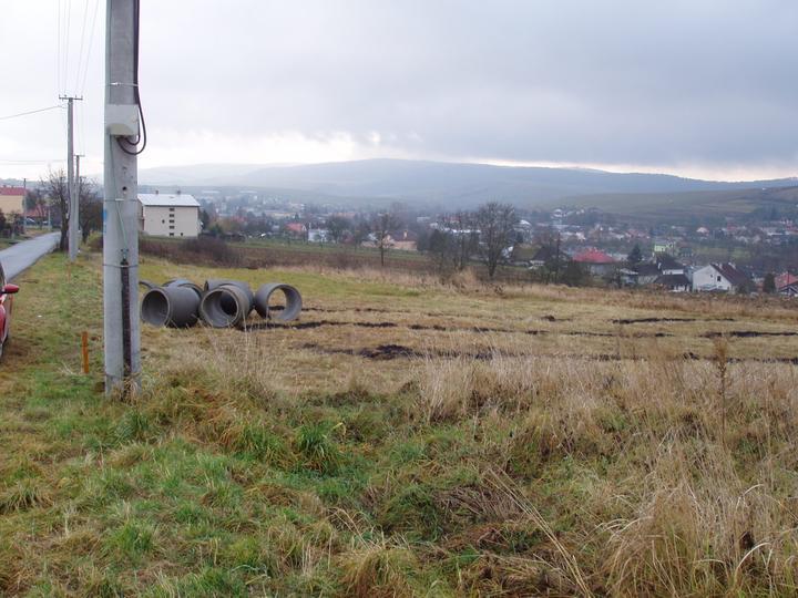Domcek :) APS K01 - pozemok, oktober 2010