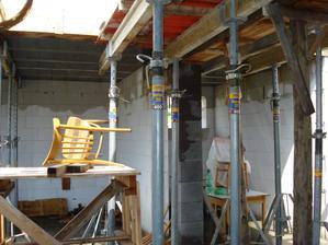 Jun 2012 - zalievanie plotne - Plotna je montovana PREMAC