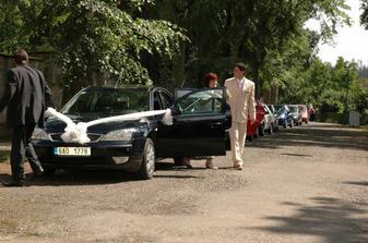 autí ženicha