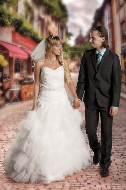Poslední focení ve svatebním - Obrázek č. 1
