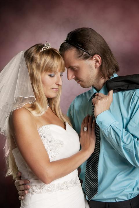 Poslední focení ve svatebním - Obrázek č. 2