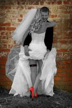 Trocha erotiky na svatbě:)