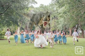 jurská svatba