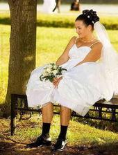 Na svatbu se nesmí nic podcenit...