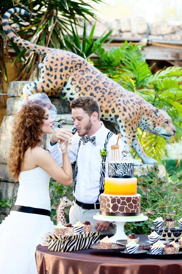 Svatba v ZOO - Obrázek č. 1