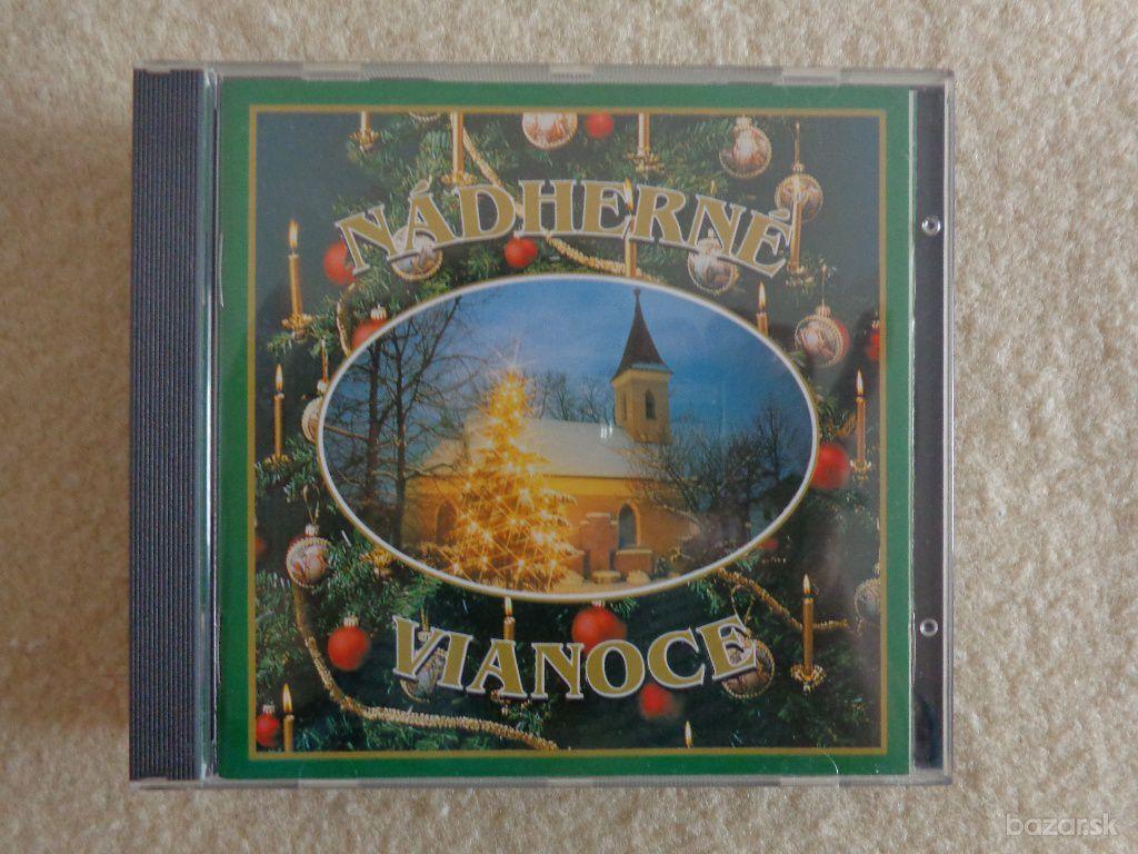 CD Nádherné Vianoce, - Obrázok č. 1