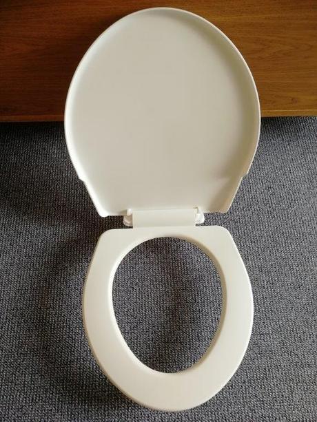 Doska na WC a poklop - Obrázok č. 1