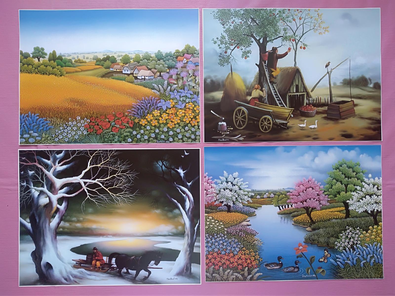 Rámiky na foto 5ks + obrázky 21 ks - Obrázok č. 4