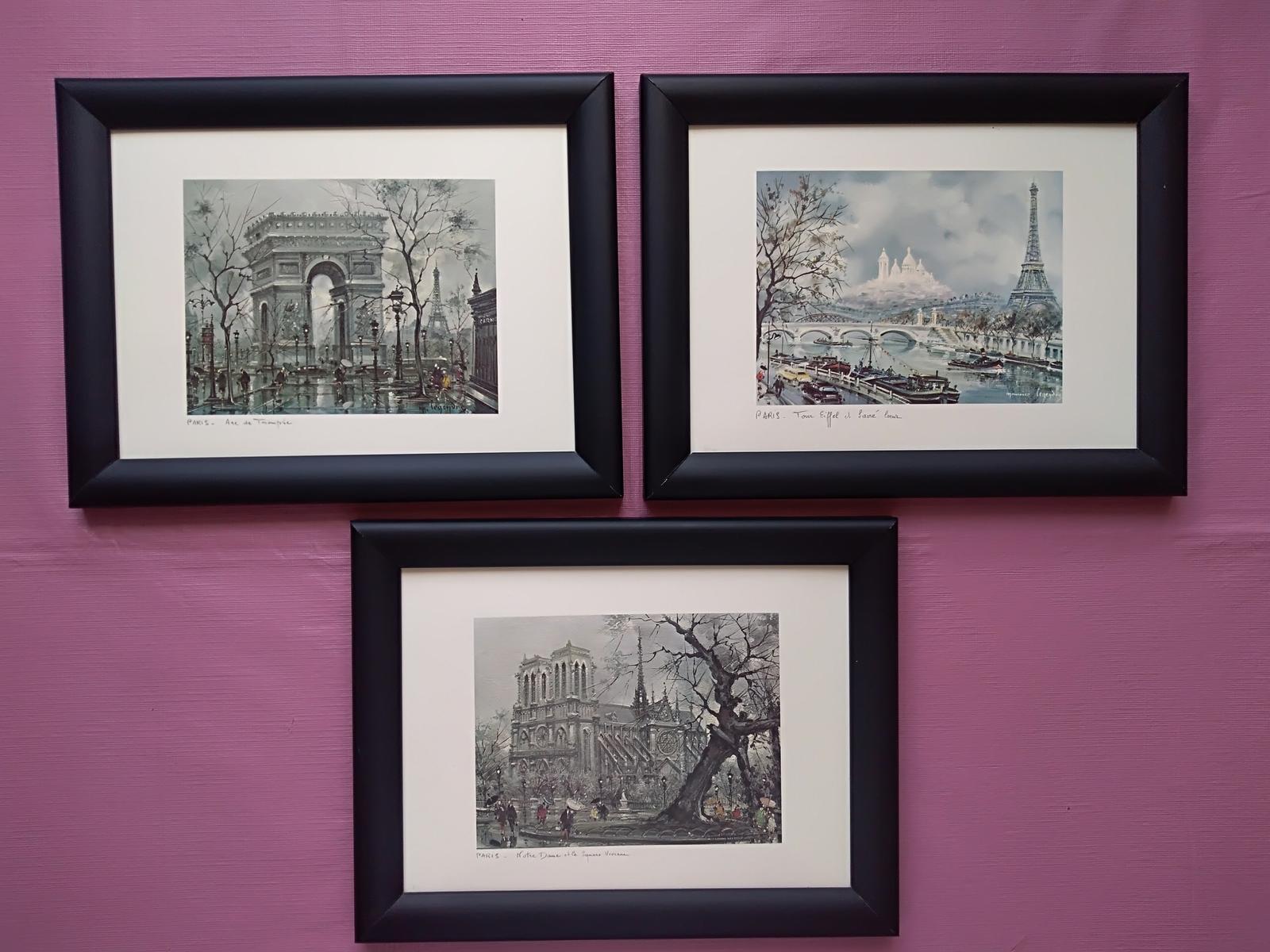3 x Paríž - Obrázek č. 1