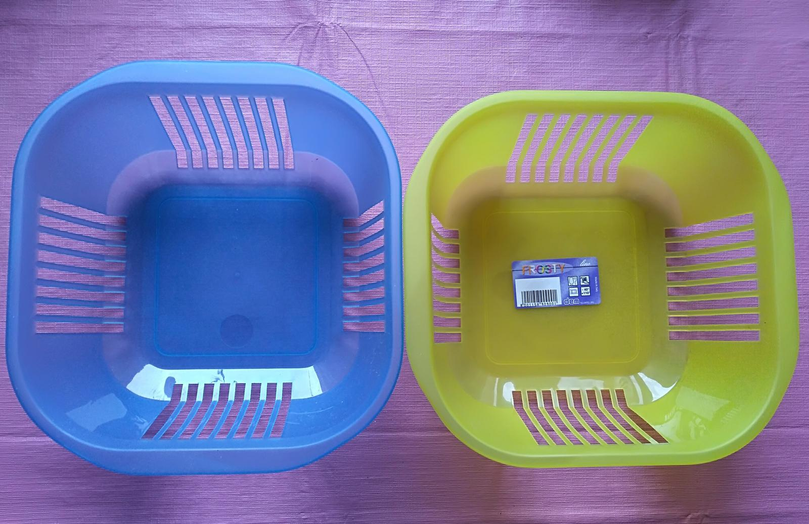 Košíky do kuchyne 2 ks za 1eur - Obrázok č. 1
