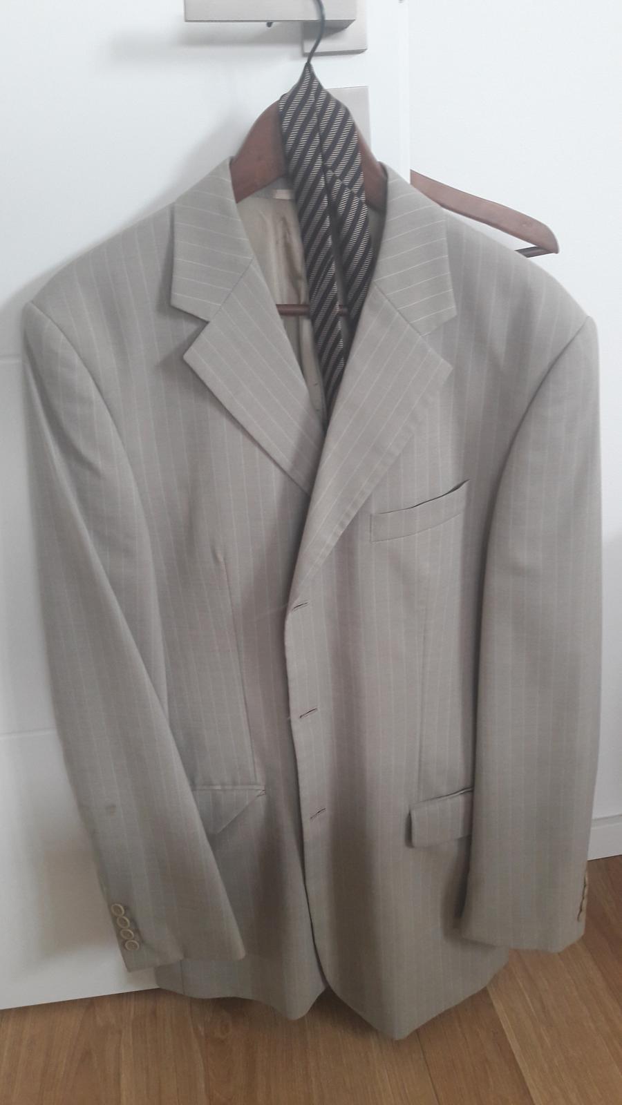 Oblek svadobný marco.mirelli - Obrázok č. 1