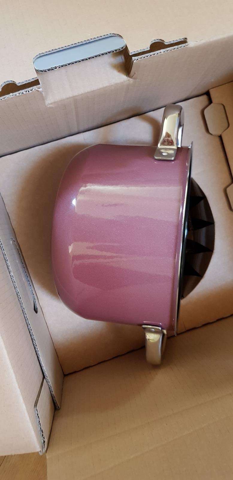 Nepoužitá sada WMF Fusiontec mineral - st.rúžova - Obrázok č. 1