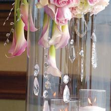 super nápad jak odložit kytici na hostině