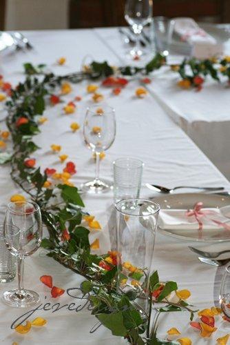 Dekorace stolu detaily - Obrázek č. 17