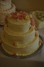 naše výborné torty