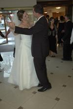 ... prvý mladomanželský tanec