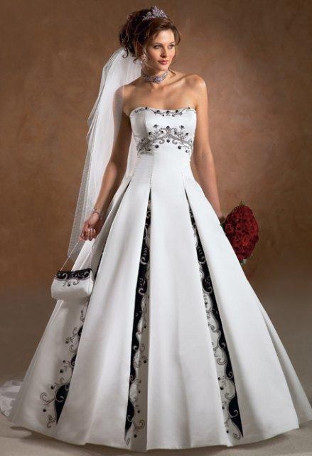Necha sa niekto vyprovokovat? - Netypicke svadobné šaty II. - Obrázok č. 25
