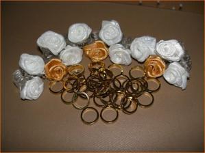Růžičky a prstýnky