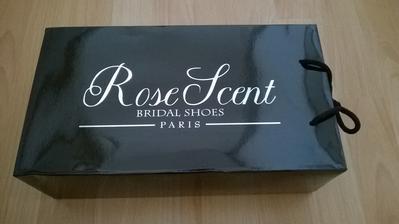 Botičky pro nevěstu jsou doma :)