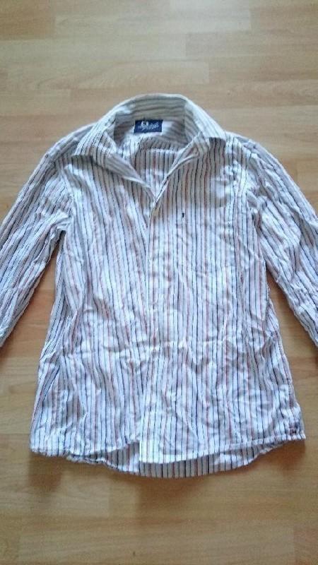 Luxusní košile dlouhý rukáv - Obrázek č. 1