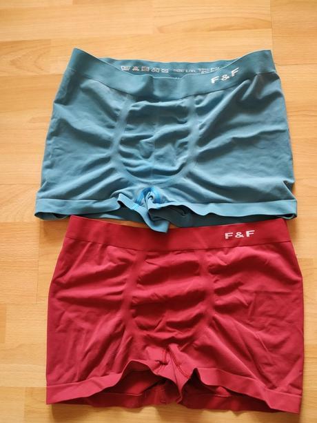 Pohodlné boxerky/trenky F&F - Obrázek č. 1