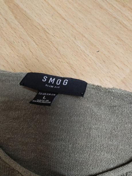 🎀 Pánský svetr SMOG 🎀 - Obrázek č. 2