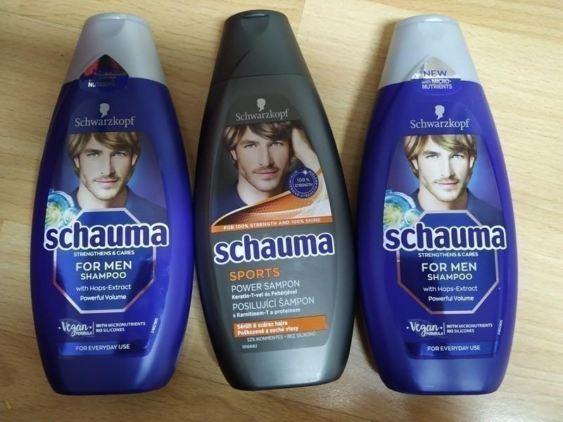 🎀 Šampony Schauma 🎀 - Obrázek č. 1