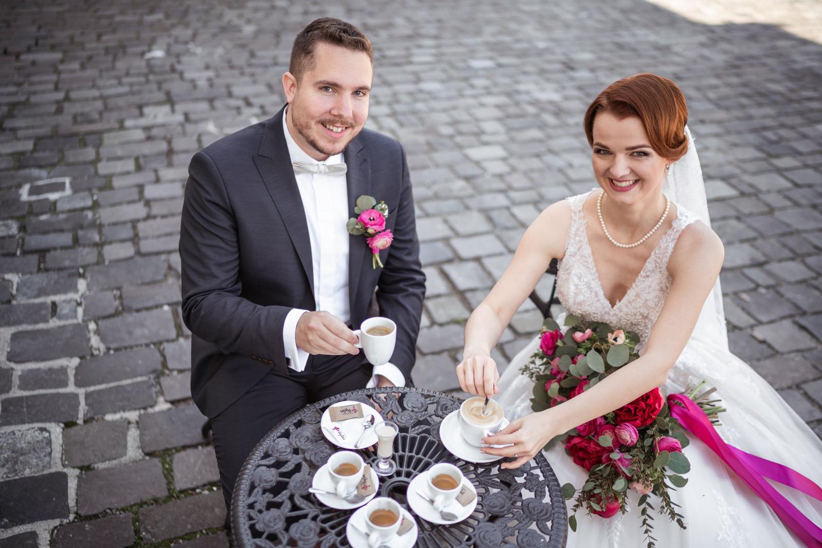 SVADBY 2019 - Foto: Svadba od zážitkárov, kytica: Eventia