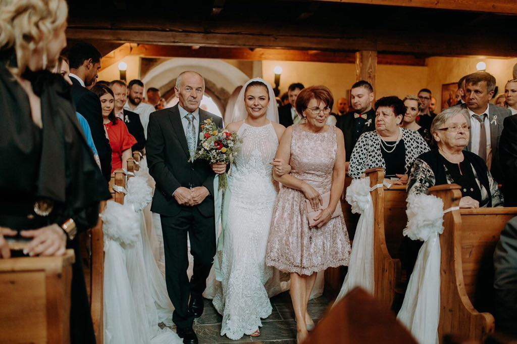 Svadba v kongresovej sále kráľa Žigmunda - hotel The Grand Vígľaš**** - Obrázok č. 5