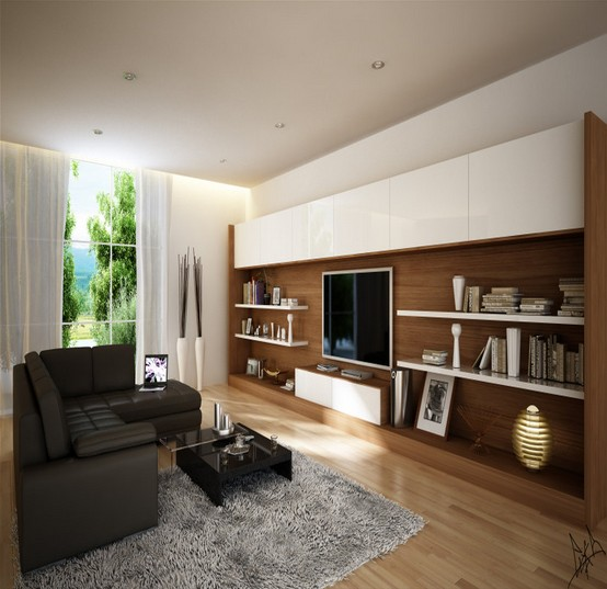 Inšpirácia - Obývačky - Obrázok č. 69