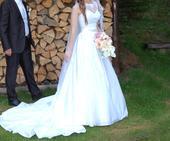 svadobne šaty - zo salónu classa, 38
