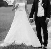 Pronovias svadobné šaty, 36