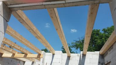 Dřevěné stropy :-)