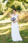 Celokrajkové svatební šaty Madora, 34