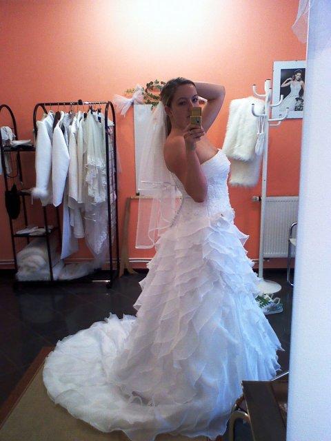 Moje finální šaty